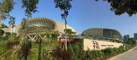 滨海艺术中心旅游景点攻略图