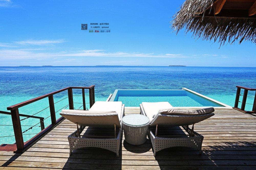 这一次的冲动,只为圆一个马尔代夫的梦