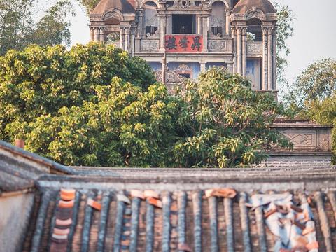 锦江里碉楼群旅游景点图片