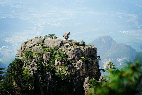 猴子观海旅游景点攻略图