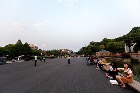 吴山广场旅游景点攻略图