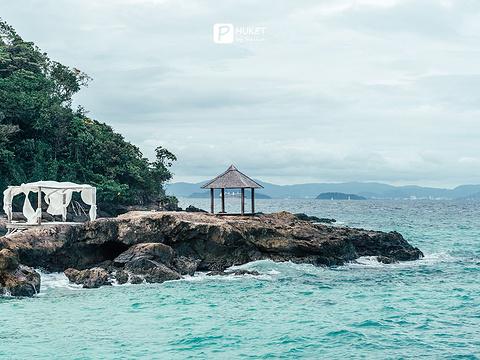 蜜月岛旅游景点图片