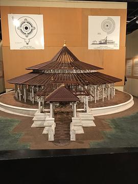 考古博物馆旅游景点攻略图