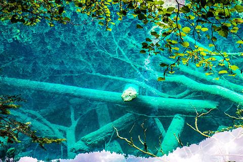树正群海旅游景点攻略图