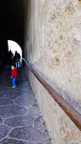 """""""虽然这些人已经逝去近2000年,仍能给每一个来到这里的人以极大的震撼。有壁画 但很少。_庞贝古城遗址""""的评论图片"""