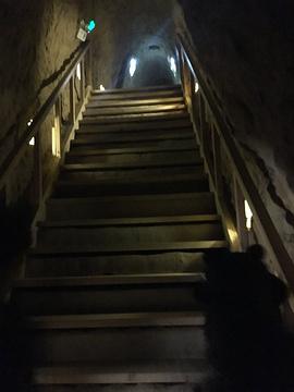 水洞沟藏兵洞旅游景点攻略图