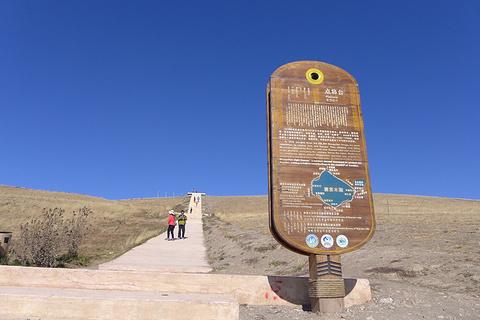 成吉思汗点将台旅游景点攻略图