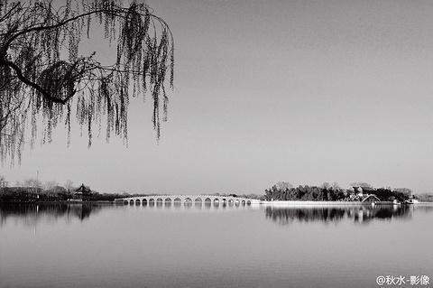 十七孔桥旅游景点攻略图