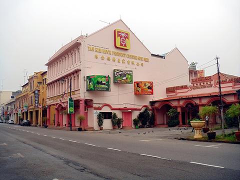陈金福旅游景点攻略图