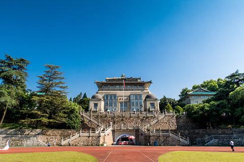 武汉大学的图片