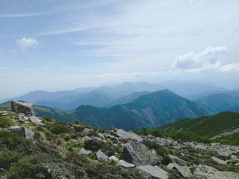太白山国家森林公园旅游景点图片
