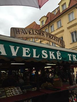 哈维尔市场旅游景点攻略图