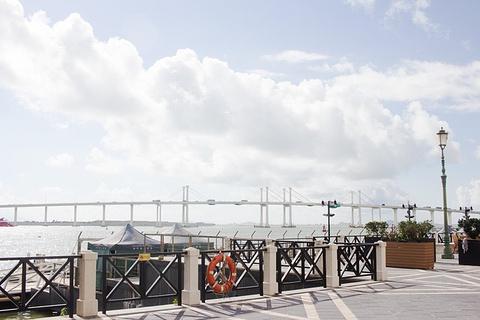 澳门渔人码头旅游景点攻略图