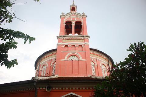 新定教堂旅游景点攻略图