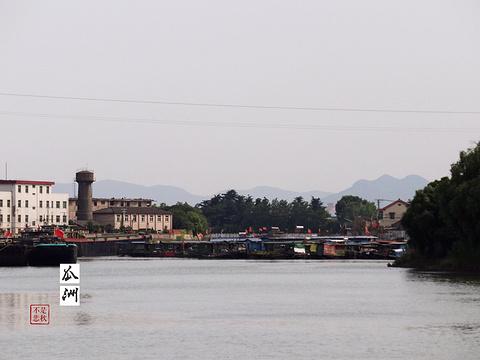 瓜洲古渡旅游景点图片