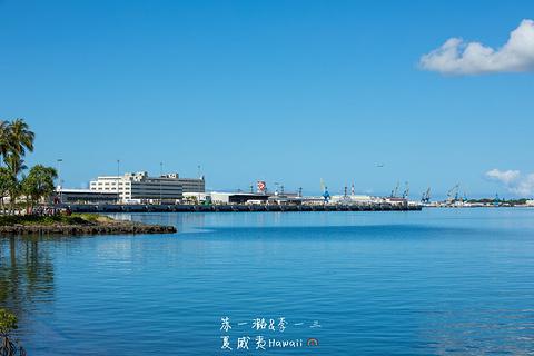 美国海军亚利桑那号战列舰纪念馆旅游景点攻略图