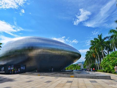 深圳欢乐海岸旅游景点图片