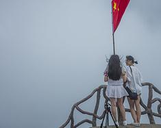 流火的七月,我在这离武汉三小时车程之地差点冻感冒了