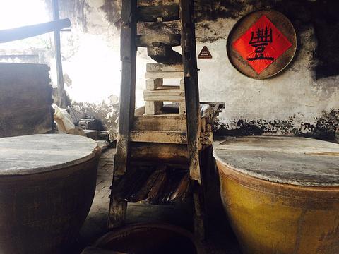 三白酒作坊旅游景点图片