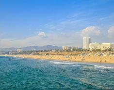 流浪在天使之城 遇见最美的童话与阳光 rikku在洛杉矶三日休闲游