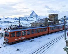 牵着小手去旅行之美妙的懒人家庭瑞士滑雪之旅
