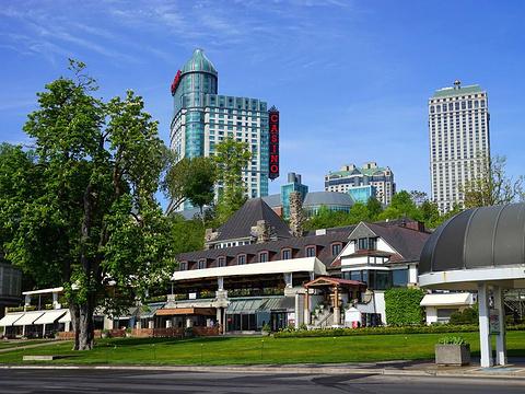 维多利亚女王公园旅游景点图片
