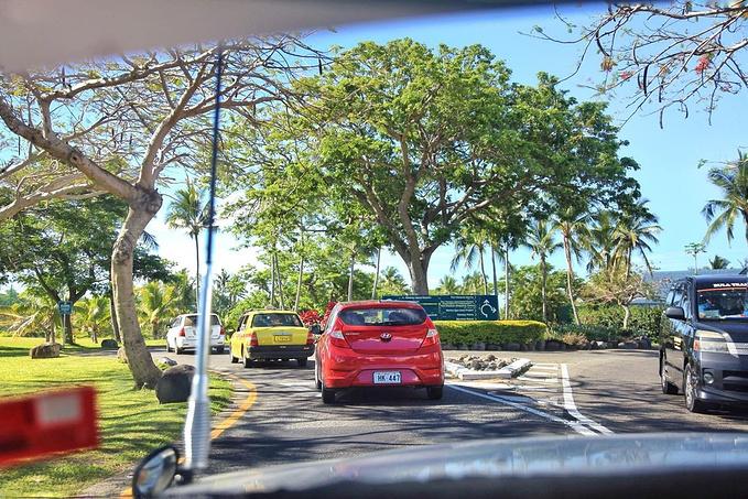 前往斐济镇上图片