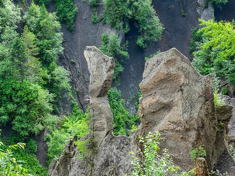 锦江大峡谷旅游景点图片