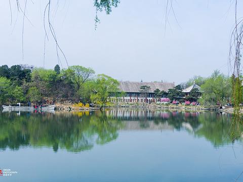未名湖旅游景点图片