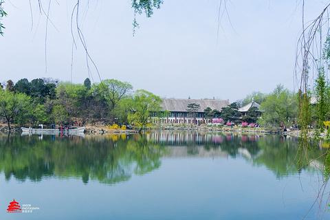 未名湖的图片