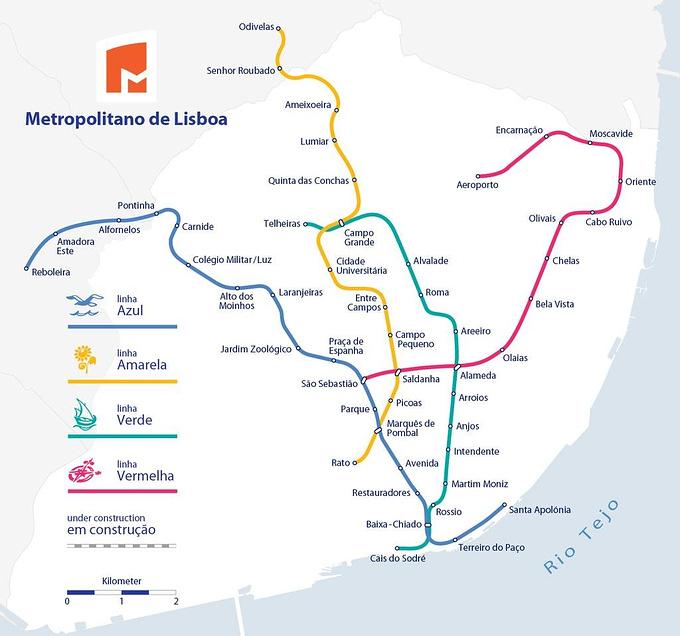 葡萄牙国内交通图片