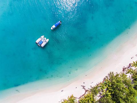 美人鱼岛旅游景点攻略图