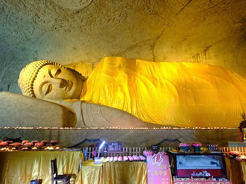 新昌大佛寺景区旅游景点图片