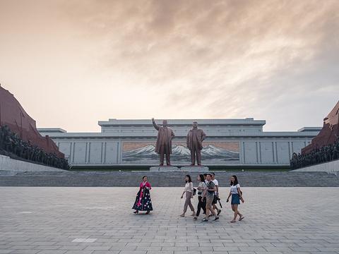 万寿台大纪念碑旅游景点图片