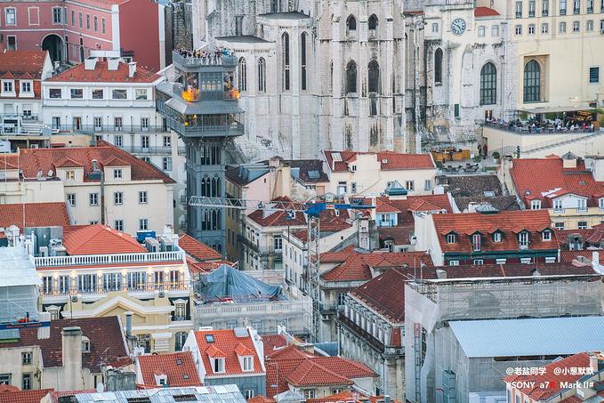 里斯本街景图片