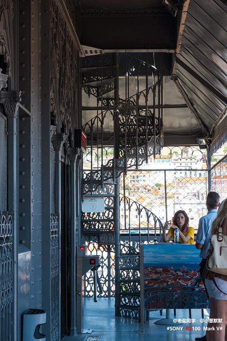 圣胡斯塔升降机图片