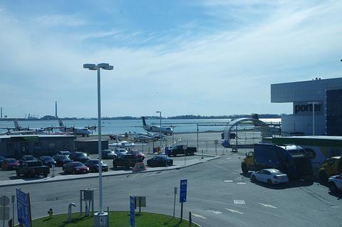毕晓普多伦多城市机场旅游景点攻略图