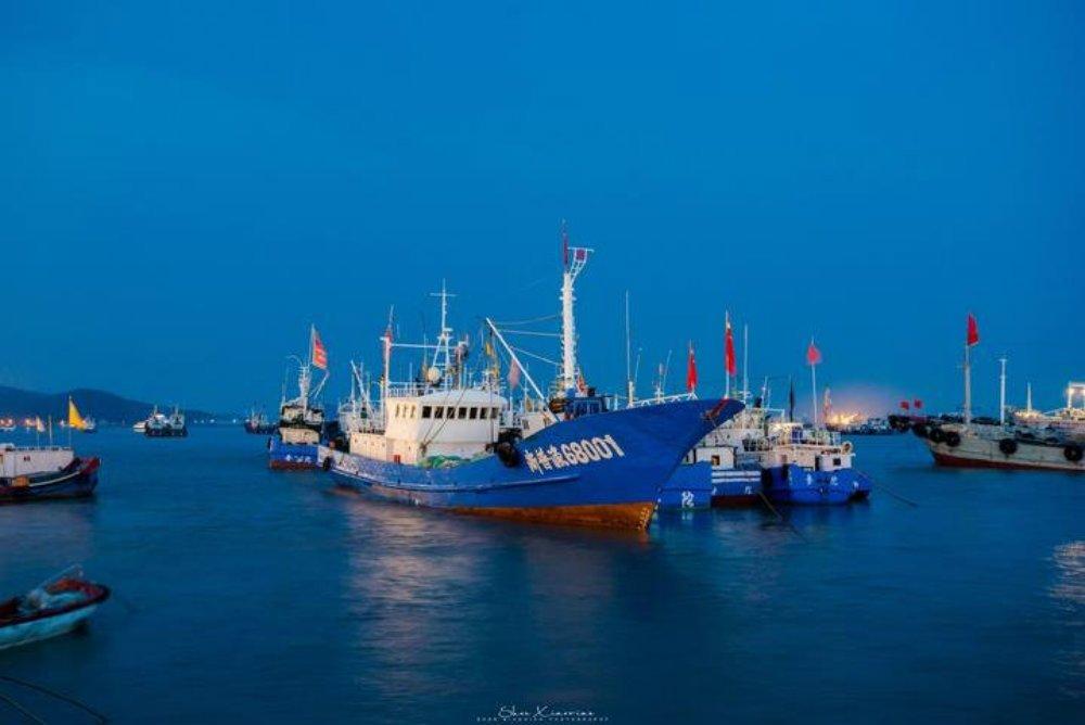东极岛,北纬30度的蓝色之泪