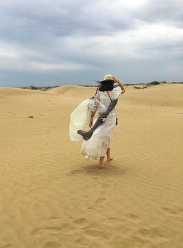 图开沙漠旅游景点攻略图