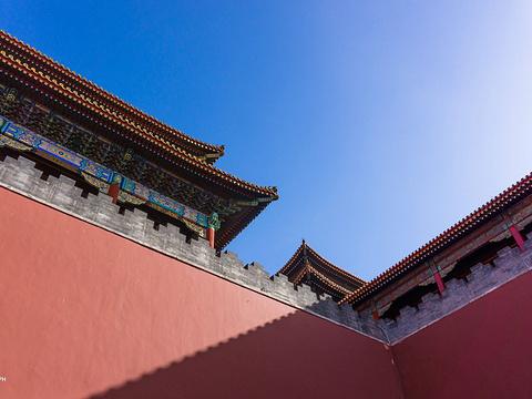 故宫旅游景点图片