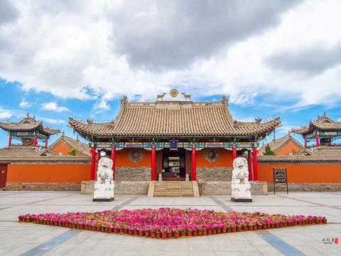 贝子庙旅游景点图片