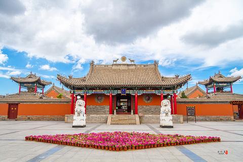 贝子庙的图片