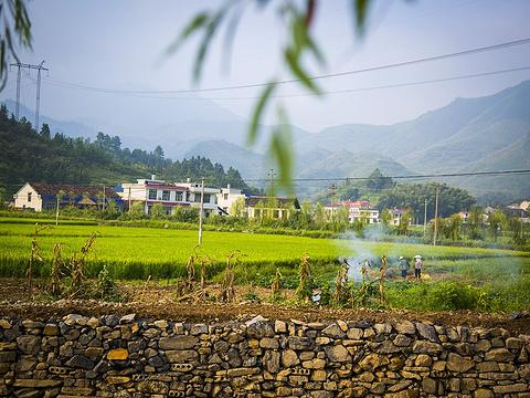 沩山风景名胜区旅游景点图片