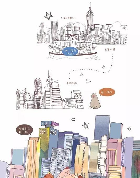 不知不觉,香港回归二十周年啦~图片