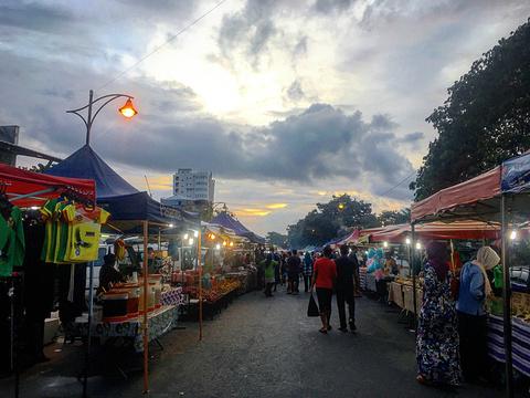 瓜镇夜市旅游景点攻略图