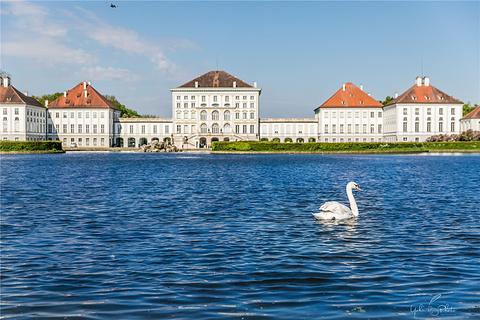 宁芬堡皇宫的图片