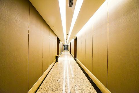 横店国际会议中心贵宾楼餐厅旅游景点攻略图