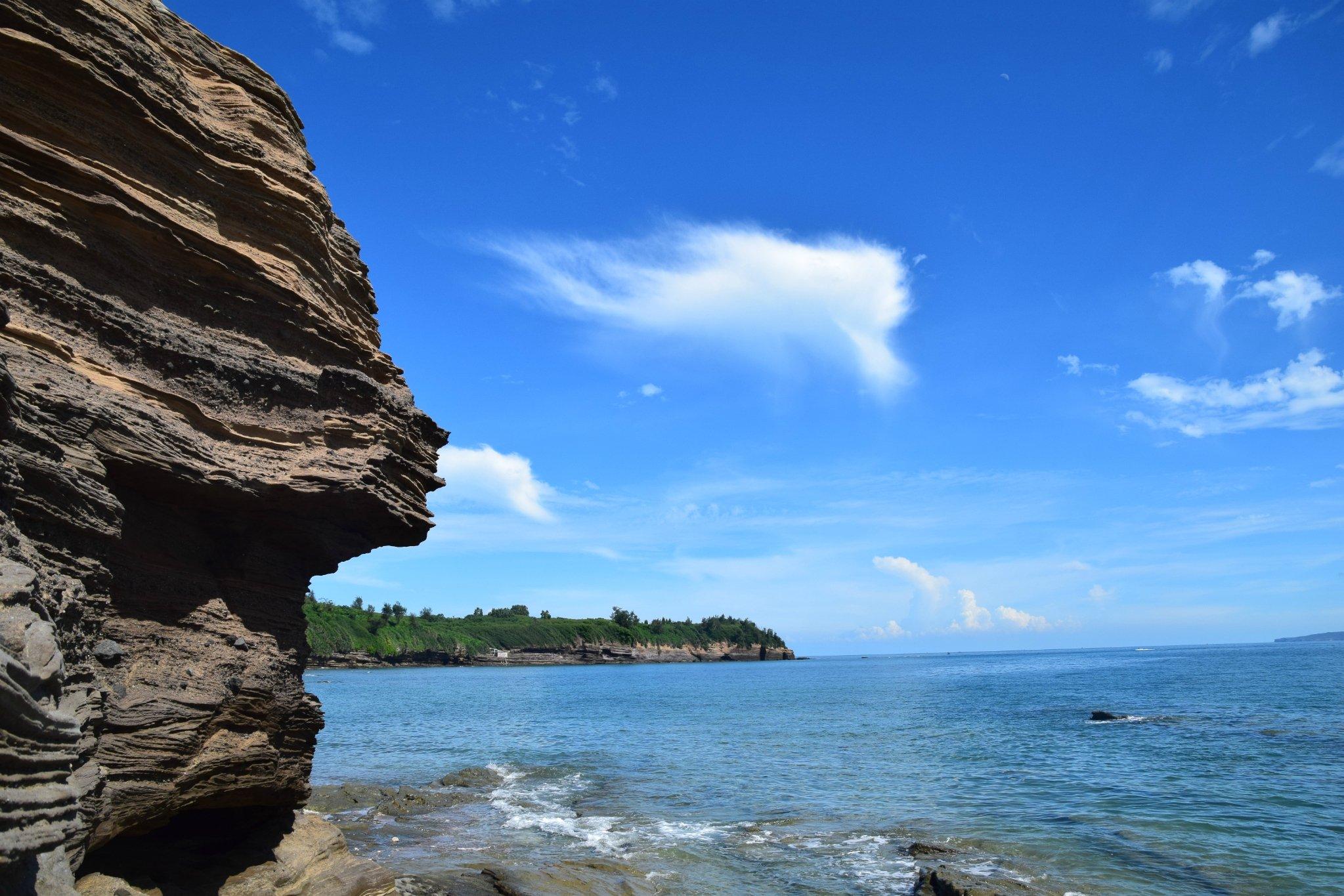 做个海岛梦——在涠洲岛、斜阳岛的兜兜转转
