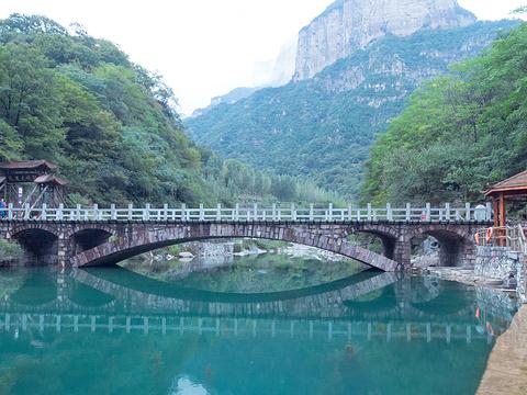 八里沟景区旅游景点图片