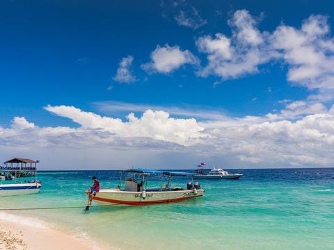 西巴丹岛旅游景点图片